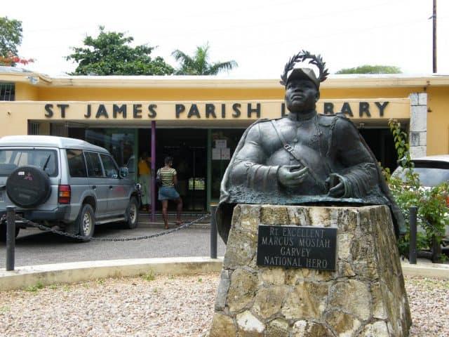 St James Parish Library