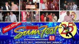 Reggae Sumfest 2017 – Donates to Montego Bay Boys and Girls Club