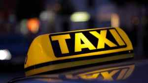 Spanish Town Cabbies Strike