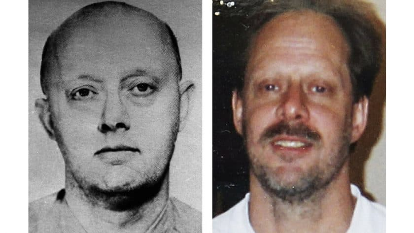 Las Vegas Shooting Suspect Paddock's Dad on FBI Most Wanted List
