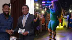 The Prime Minister Promotes Agent Sasco   Spice ADVICE For Tifa? Earthquake Reminded Jamaica