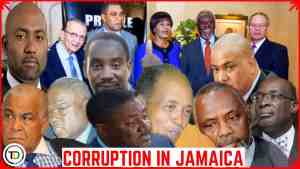 The cost of CORRUPTION in Jamaica