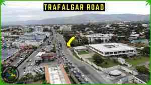Trafalgar Road, New Kingston, Jamaica