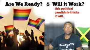 Transgender to run in next election as candidate are we ready