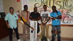 Tropical Energy Band is Ready again