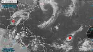 Hurricane Irma Packing 115 MPH Winds and Gaining Strength in Atlantic