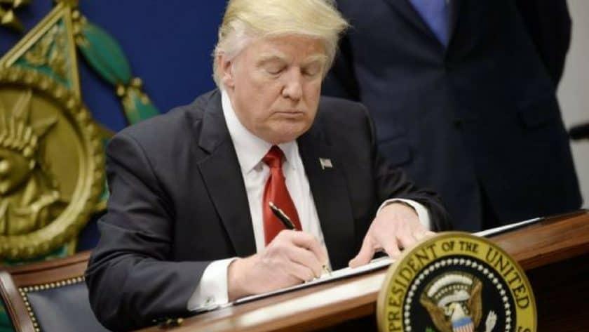 Court Partially Reinstates Trump Travel Ban