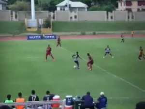 Live Video: Two Players struck by lightning in Manning Cup match