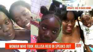 UPDATE: Jullisa Reid FOUND, Woman Who Took Jullisa In Speaks Out