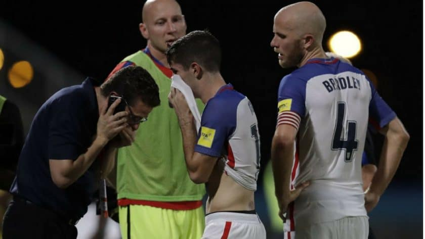 U.S. Loses To Trinidad, Fails To Qualify For 2018 World Cup