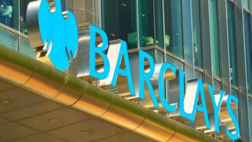 Barclays Charged