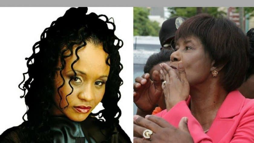Singer Blasts Portia