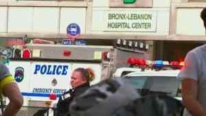 Gunman Opens Fire Inside Bronx Hospital, Multiple People Shot