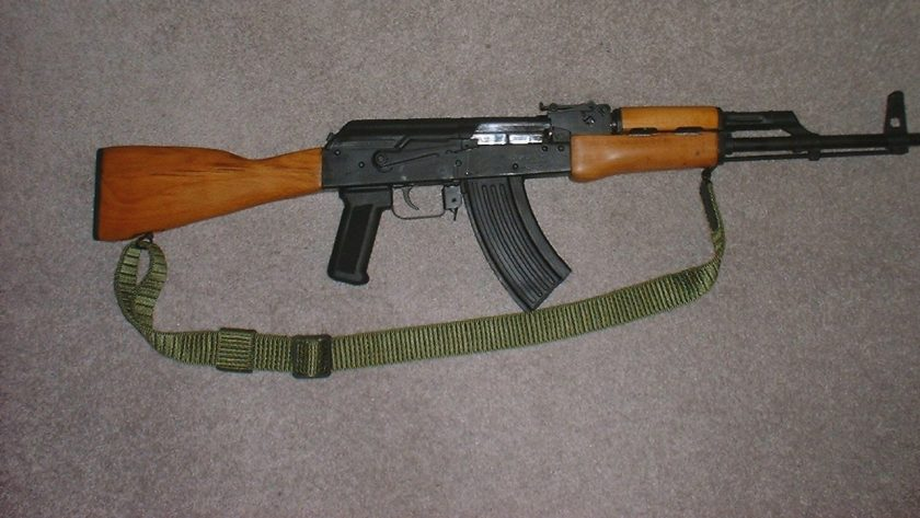 Popular Political Activist Caught with Ak-47 Rifle in Cambridge