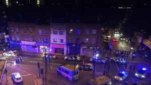London's Mayor Says Vehicle That Struck Pedestrians Near Mosque Was Deliberate Attack