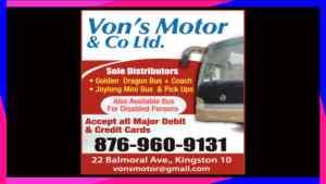 Von's Motor & Co Ltd
