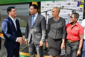 PM Says Jamaica Could Develop Solar Technology For Export