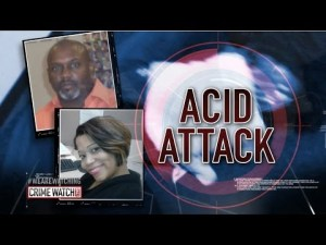 Woman Doused With Acid By Boyfriend – Crime Watch Daily