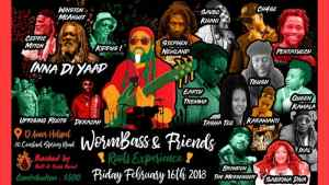 Beenie Man's Former Bass Player, Wormbass Hosts Major Roots Concert in Kingston