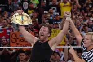 WWE WrestleMania 33 results: Dean Ambrose wins Intercontinental title