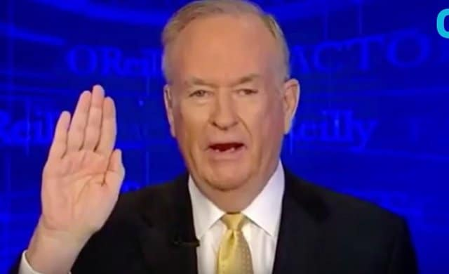 Bill O' Reilly Fired Today, Bill O' Reilly's harassment case