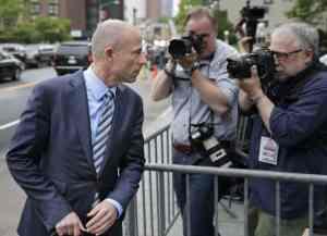 Judge in Michael Cohen case admonishes Michael Avenatti over his 'publicity tour'