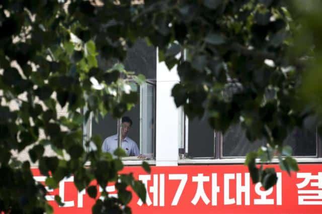 Trump Threatens North Korea Trading