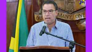 Statement by Hon. Daryl Vaz, MP Minister without portfolio in the Ministry of Economic Growth and Job Creation in the Houses of Parliament Tuesday, February 5, 2019