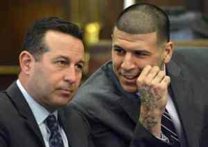 Hernandez Redemption begins as he sigh in relief of not guilty verdict
