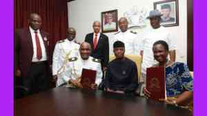 CMU Signs MOUs With Nigerian Universities