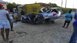 Deadly Trelawny Motor Vehicle Accident