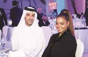 Janet settles with her estrange billionaire husband