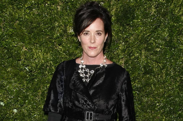 Kate Spade's Suicide note had a Message for her Daughter
