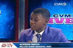 Governance and the Jamaican Youth by Ackeem Smith