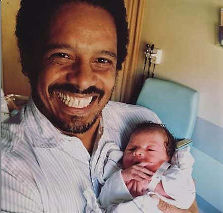 Rohan Marley and Lauryn Hill are now Grandparents