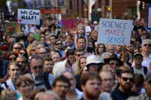 Scientist Protest Globally Against Political Attack