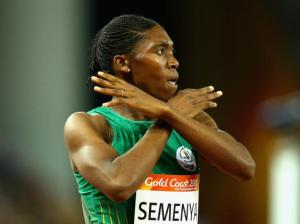 Caster Semenya expected to be affected by IAAF rule changes that limit testosterone levels for females