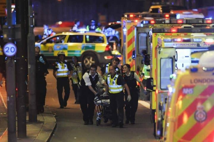 London Bridge Incidents Terrorist Related