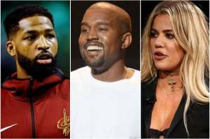 Kanye West mocks Tristan Thompson for cheating on Khloé in new song