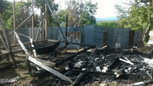 60-year-old Woman Found Burnt To Death