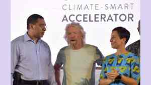 Foreign Affairs Minister Welcomes Launch of Caribbean Climate-Smart Accelerator