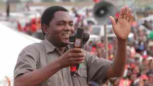 Zambia treason charges filed against opposition leader