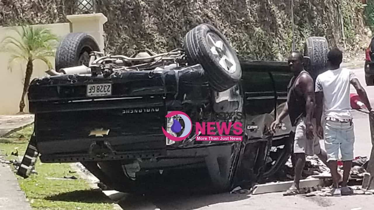 Two People Killed in Double Fatal Accident in Portmore