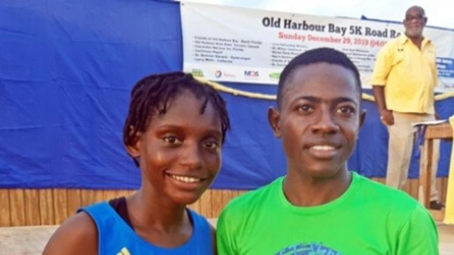 Henry Thomas wins 26th Old Harbour Bay 5K road race