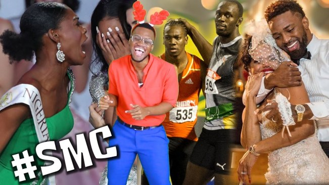 Miss Nigeria Goes Viral Celebrating Jamaica's Miss World Win, Usain Shades Yohan, Annie Palmer Back?