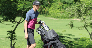 Rocco Lopez Ahead in Sandals Foundation Junior Golf Series