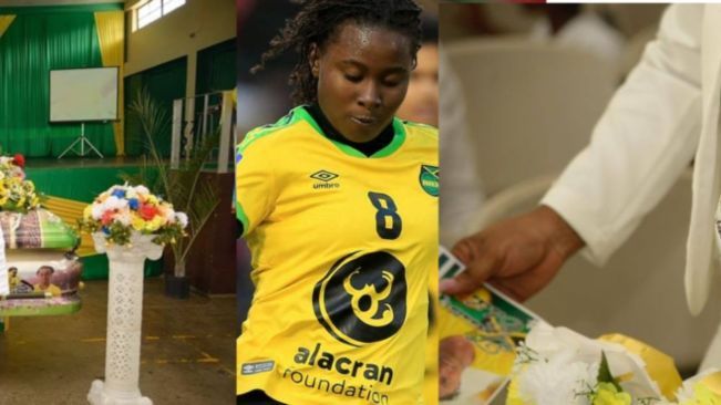 20-year-old Slain Reggae Girl Tarania Clarke Laid To Rest