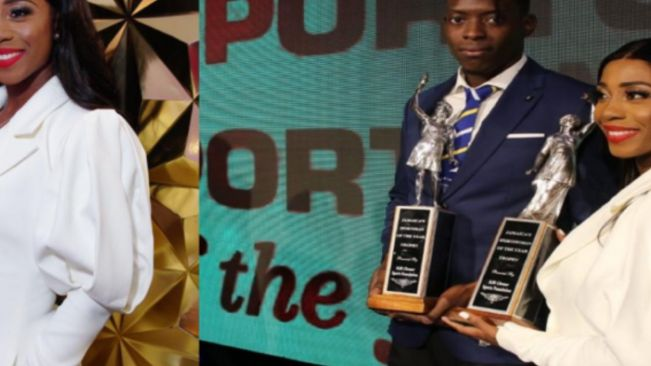 Fraser-Pryce, Gayle named 2019 Sportswoman and Sportsman of the Year