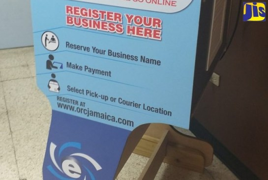 COJ Urges Jamaicans to Use eBRF Kiosk to Register Their Business