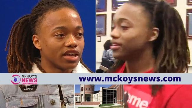 Texas teen is Banned from his own graduation and suspended from school unless he cuts his dreadlocks